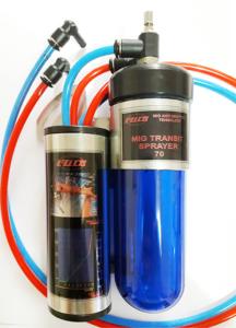 MIG Transit Sprayer - front photo